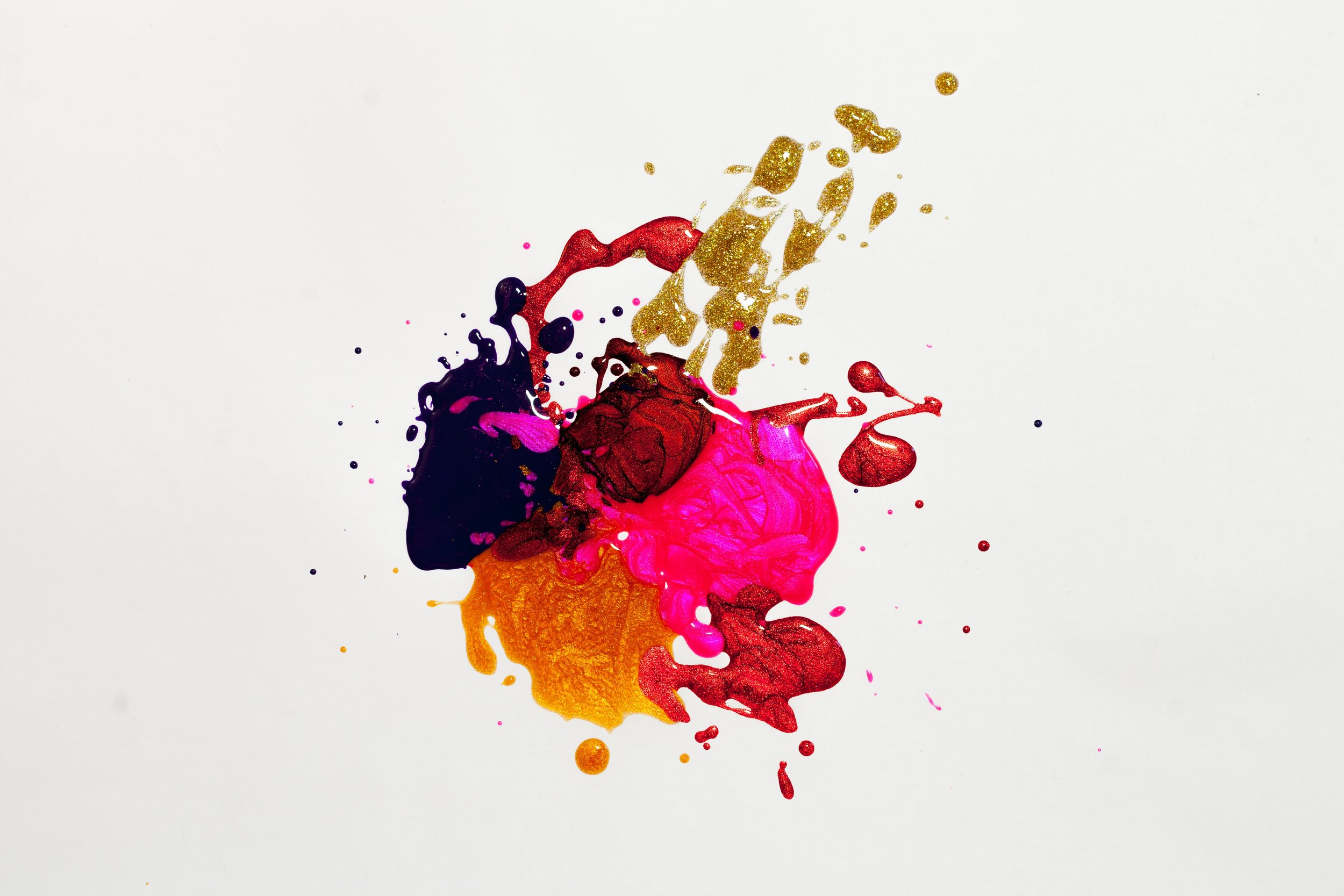 Paint Splatter Art The Easy Way Tips And Tricks For Your Next