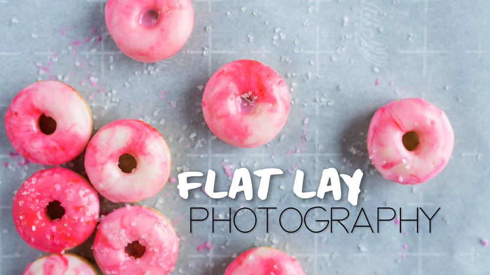 Cover Image for Tabitha Park's  Donut Flat Lays: Tips for Better Overhead Photos