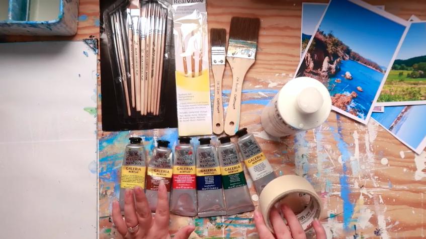 25 Easy Yet Impressive Acrylic Painting Ideas For Beginners Skillshare