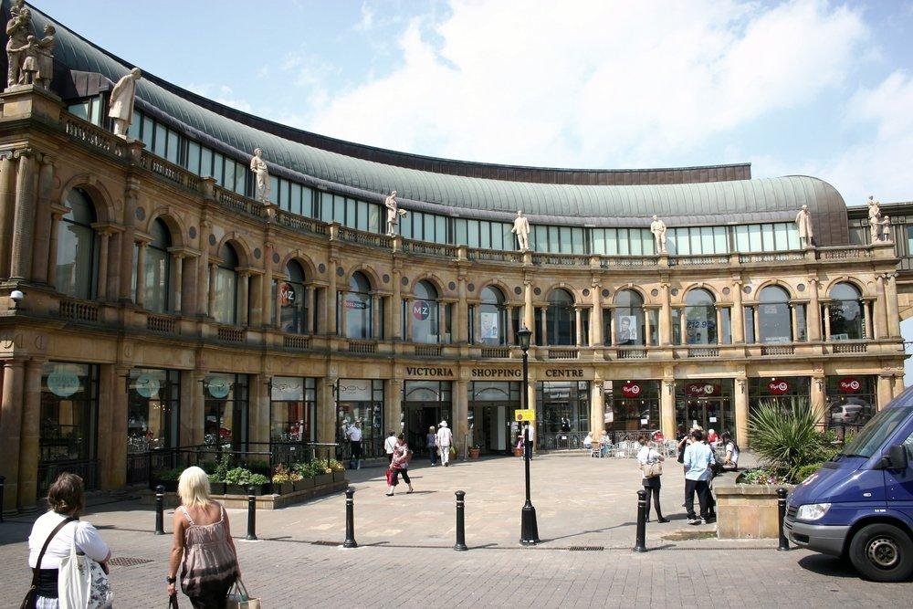 Harrogate Shopping Centre