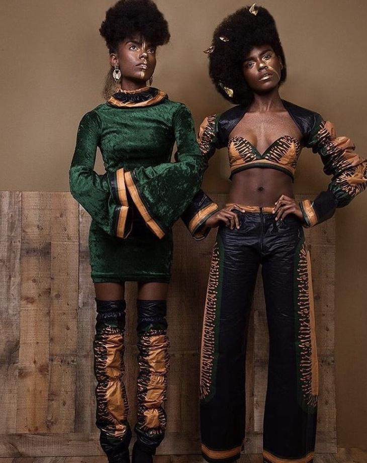 Photographer: Joyanne Faith Panton ( @joyannespanton ) Designer: Garrolyn Jean (@legaciclothing) MUA: Natalie Black ( @thenatalieblackexperience )