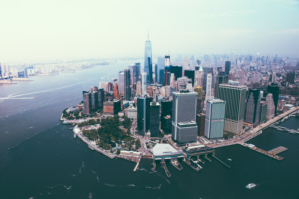Photo Diary: NYC From Above with FlyNYOn // #nyc #helicopter #cityscape www.readysetjetset.net
