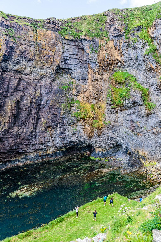 Compass Buster: 10 Days Around Scotland with Haggis Adventures // #readysetjetset #scotland #haggisadventures www.readysetjetset.net