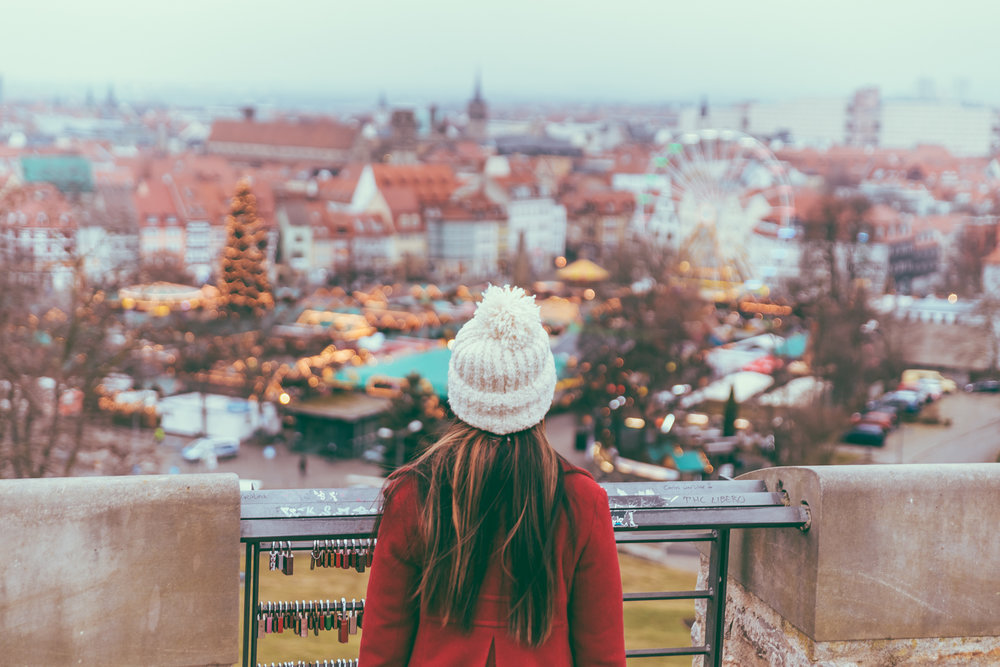 Erfurt // German Christmas Markets and Beyond: A Trip to Thuringia in December