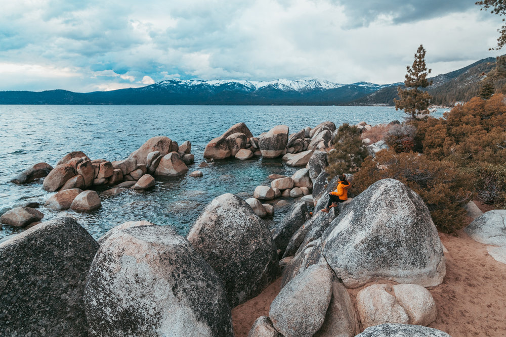 Sand Harbor// A Quick Guide to North Lake Tahoe & Reno