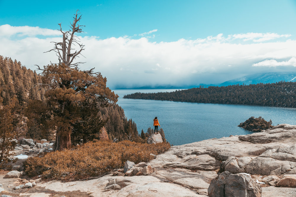 Emerald Bay // A Quick Guide to North Lake Tahoe & Reno