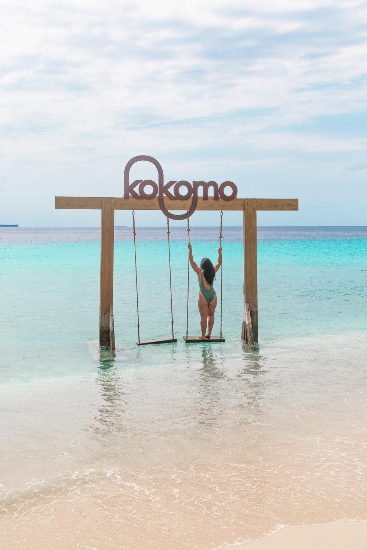 Kokomo Beach // 20 Photos to Show You Why Curaçao Needs to Be On Your Travel Radar // www.readysetjetset.net #readysetjetset #curacao #caribbean #beach #ocean #paradise #travel