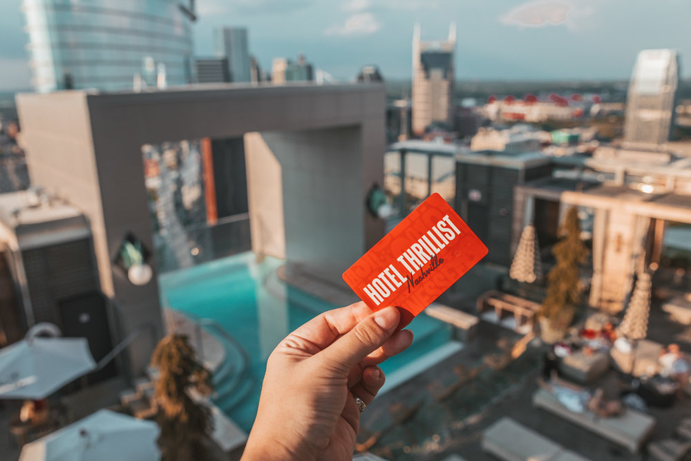 Hotel Thrillist at the Westin Nashville // A Weekend at Hotel Thrillist #readysetjetset