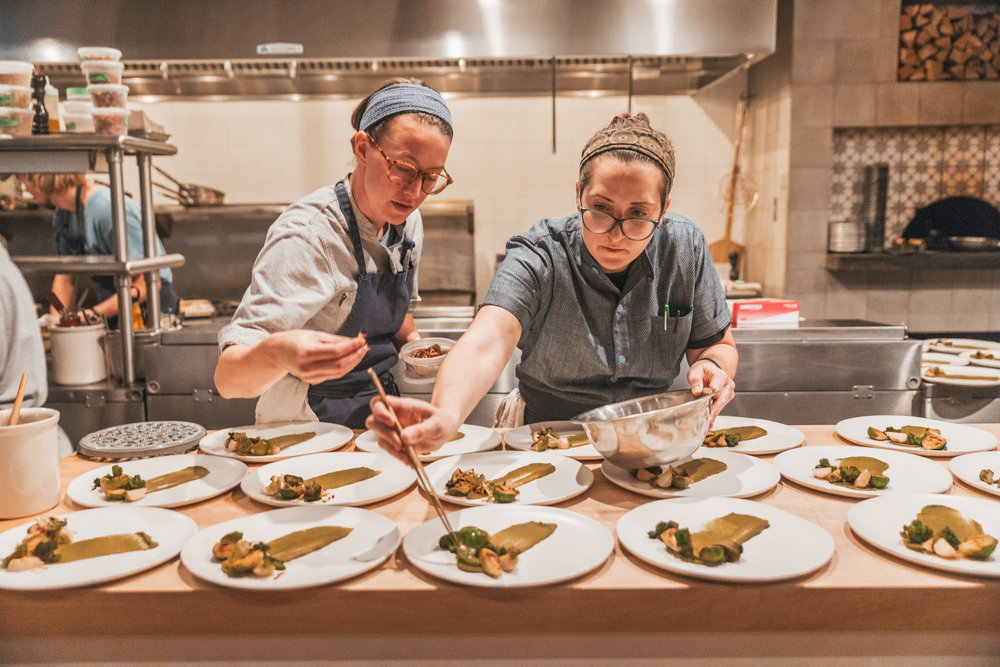 Chase Sapphire Private Dining Series at Henrietta Red in Nashville // A Weekend at Hotel Thrillist #readysetjetset