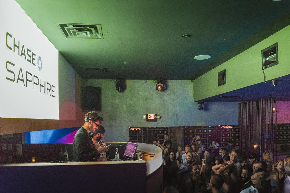 Chromeo DJ set at Hotel Thrillist // A Weekend at Hotel Thrillist #readysetjetset