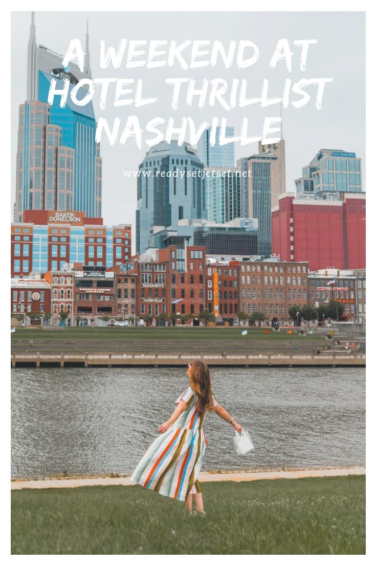A Weekend at Hotel Thrillist Nashville // www.readysetjetset.net #readysetjetset #thrillist #hotethrillist #nashville