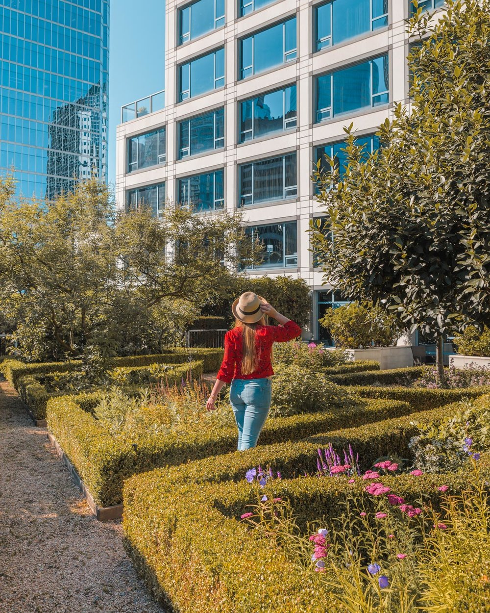 Rooftop bee gardens at the Fairmont Waterfront // The Quick Guide to Visiting Vancouver, BC #readysetjetset