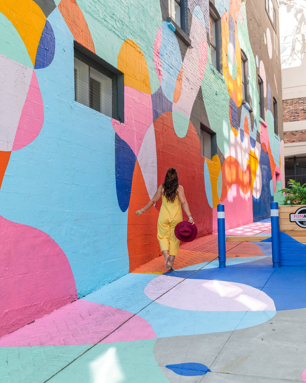 Fun Alley in North Vancouver // The Quick Guide to Visiting Vancouver, BC #readysetjetset