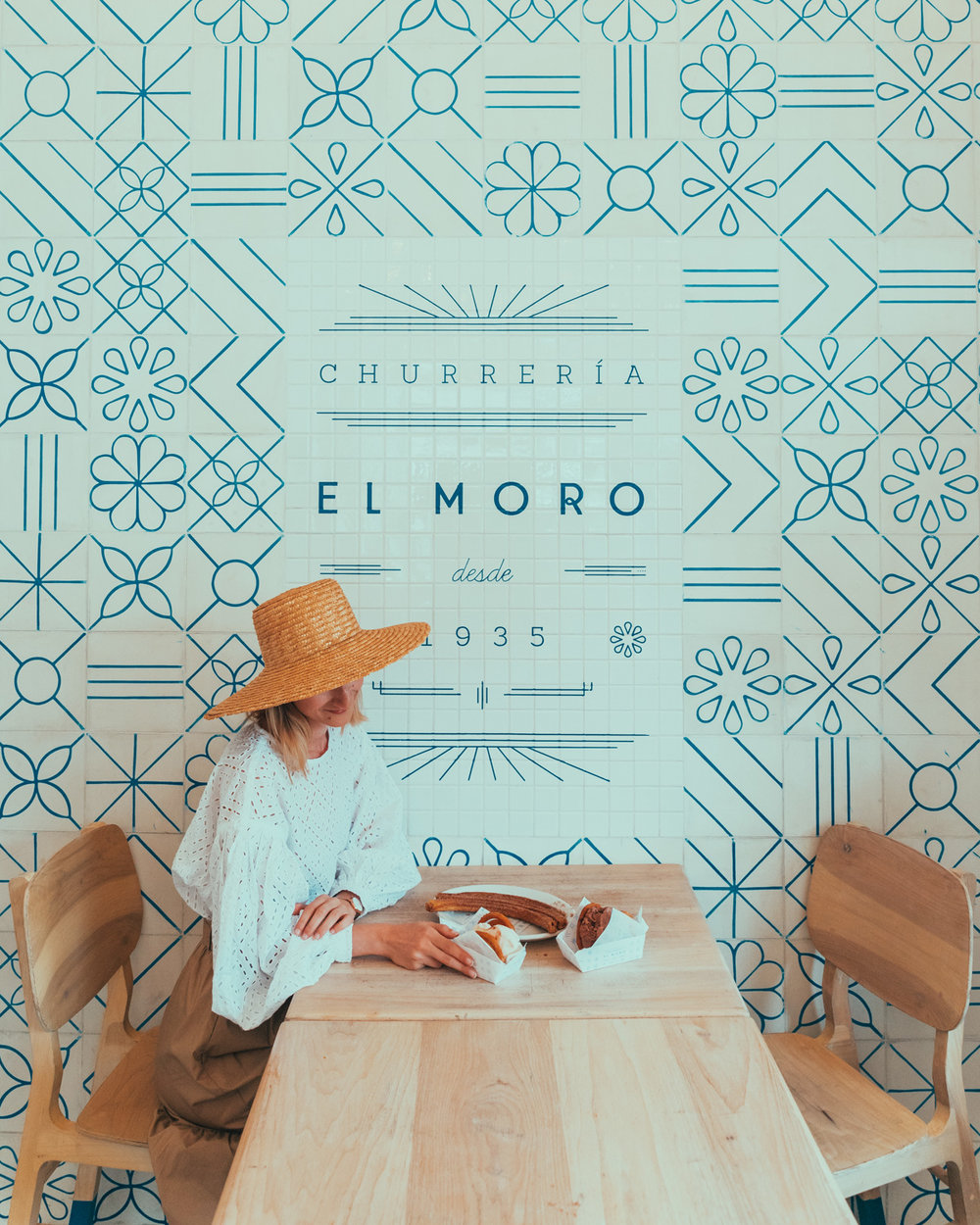 Churrería El Moro // The Most Instagrammable Spots in Mexico City #readysetjetset