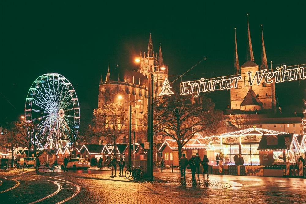 GERMAN CHRISTMAS MARKETS AND BEYOND: A TRIP TO THURINGIA IN DECEMBER // www.readysetjetset.net #readysetjetset #germany #travel #christmas