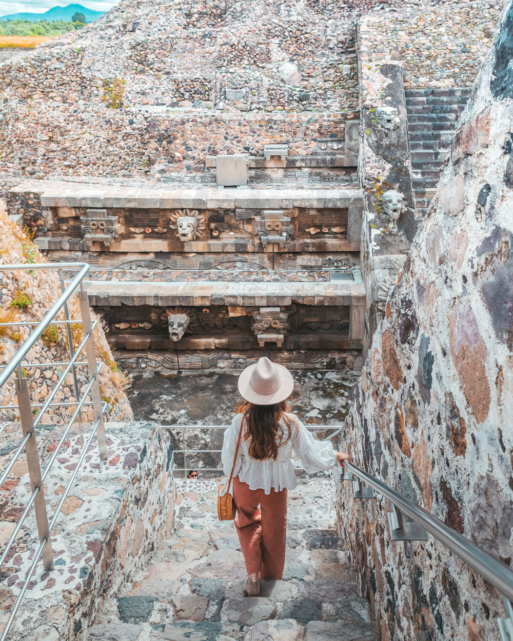 Teotihuacán // The Most Instagrammable Spots in Mexico City #readysetjetset