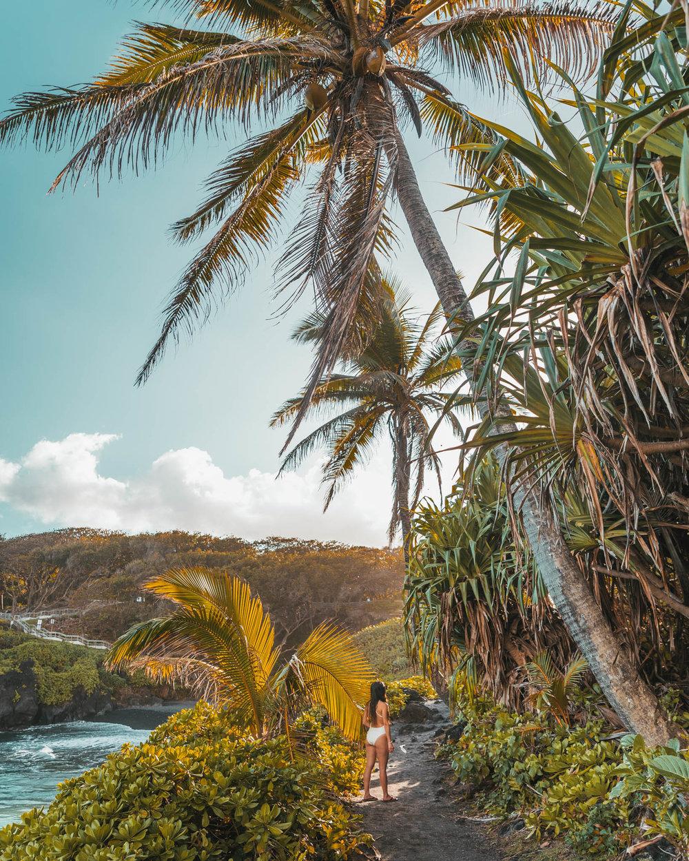 Wai'anapanapa State Park // The Quick Guide to Visiting Maui, Hawaii #readysetjetset #hawaii #maui