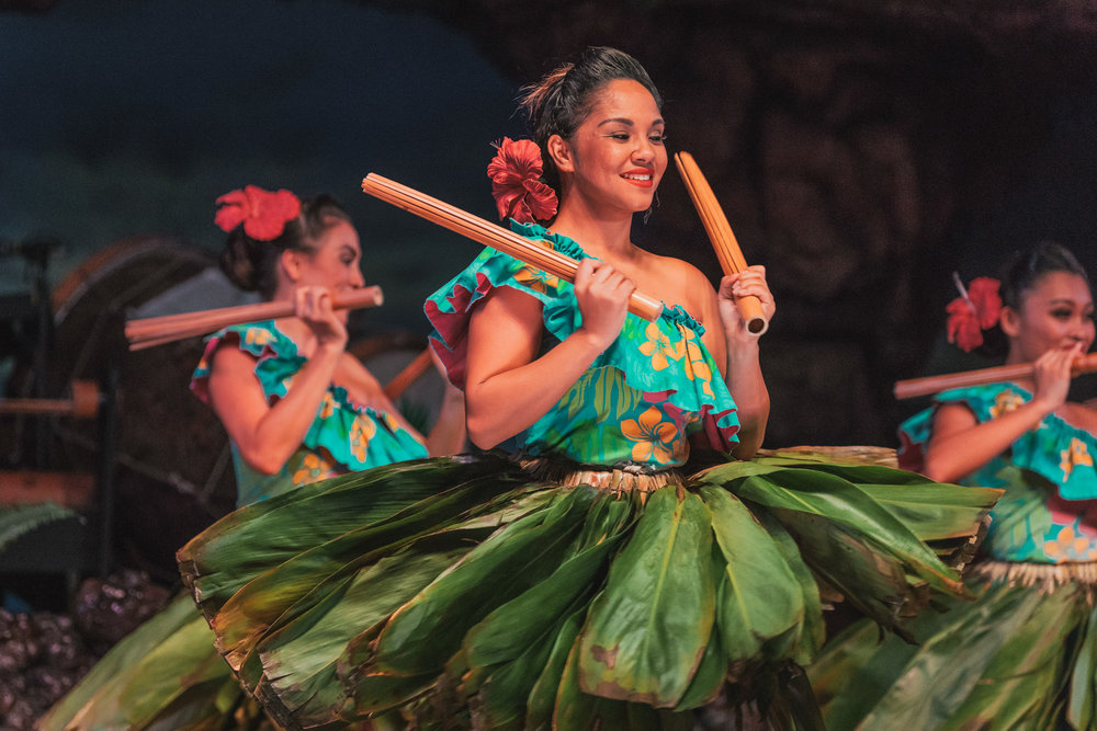 Drums of the Pacific Luau at Hyatt Regency Maui // The Quick Guide to Visiting Maui, Hawaii #readysetjetset #hawaii #maui
