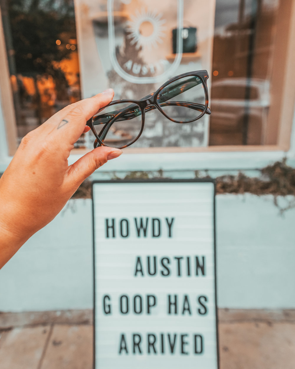 SXSW 2019 Recap: LensCrafters Event at the Austin Goop Pop-Up