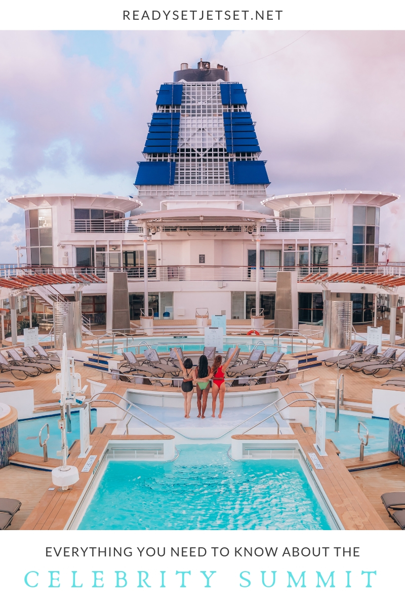 Cruise Review: Everything You Need To Know About The Celebrity Summit #blogpost #cruising #cruises #celebritycruises #celebritysummit #travel #travelguide