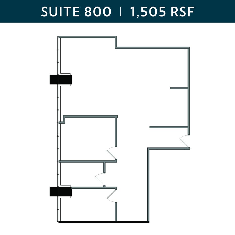 Suite 800