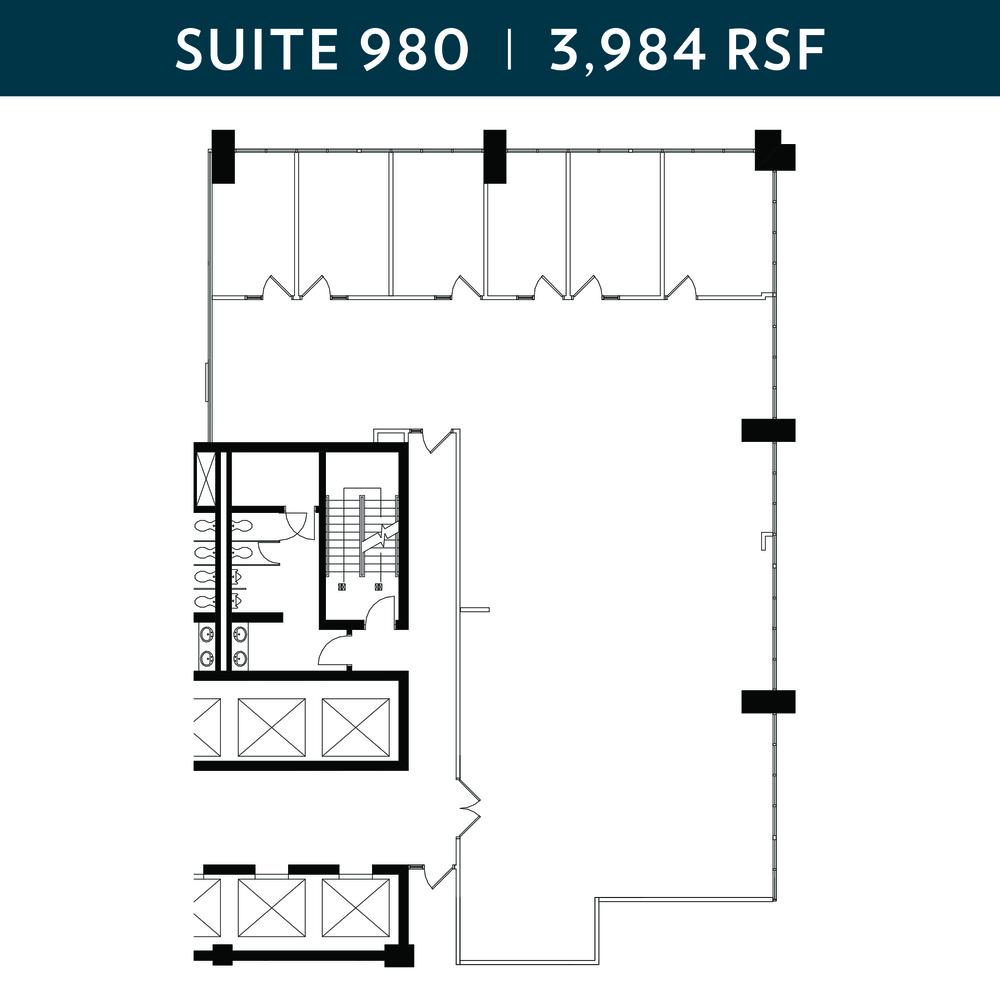 Suite 980