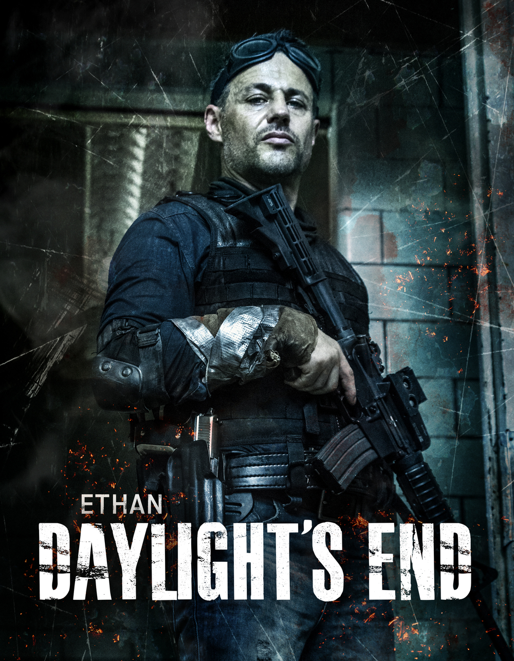 Played by:  LOUIS MANDYLOR
