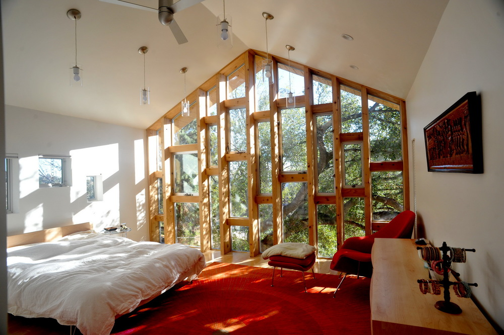 And How It Creates The Illusion Of Sleeping In A Treehouse.