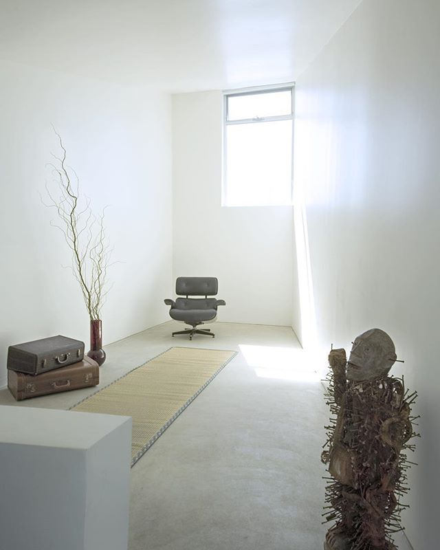 From the archives: meditation room at our project in Venice