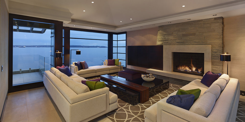 Superb Architerior Design, Vancouver Luxury Design