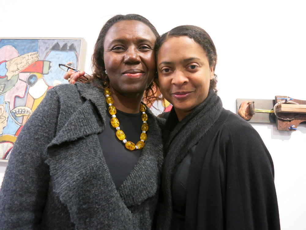Colette and Danielle