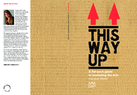This Way Up: A Flatpack guide to arts marketing