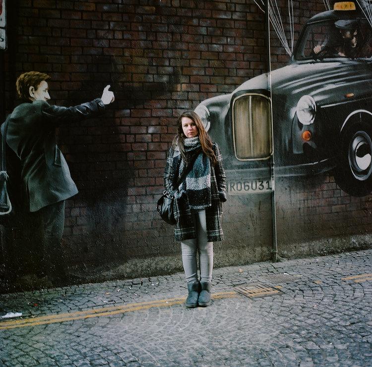 Hasselblad 500cm - Kodak Portra 160
