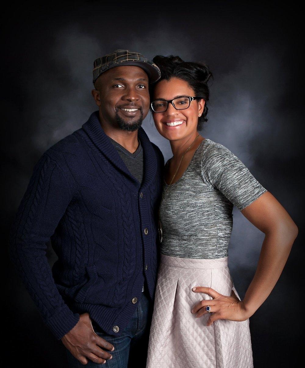 Tobe + Kris Ekwueme