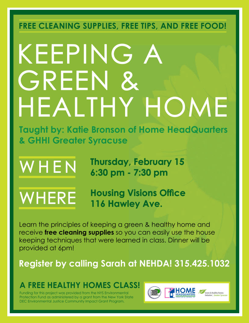 Keeping a Green  Healthy Home Poster 2.15.18.jpg