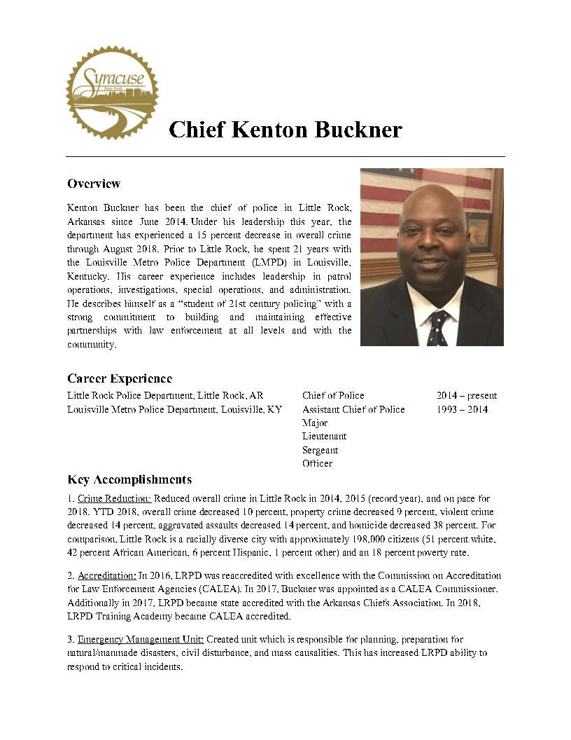 Chief of Police Kenton Buckner Profile 11.2.18_Page1.jpg