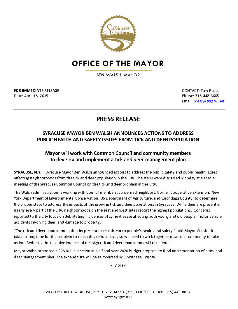 2019 04 15 PRESS RELEASE Mayor Walsh Announces Tick and Deer Management Actions_Page1.jpg
