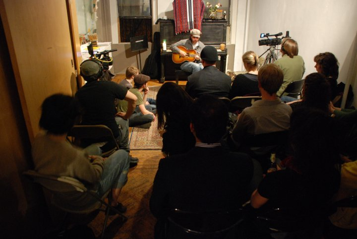 2011 Music Night at Tribes Headquarters