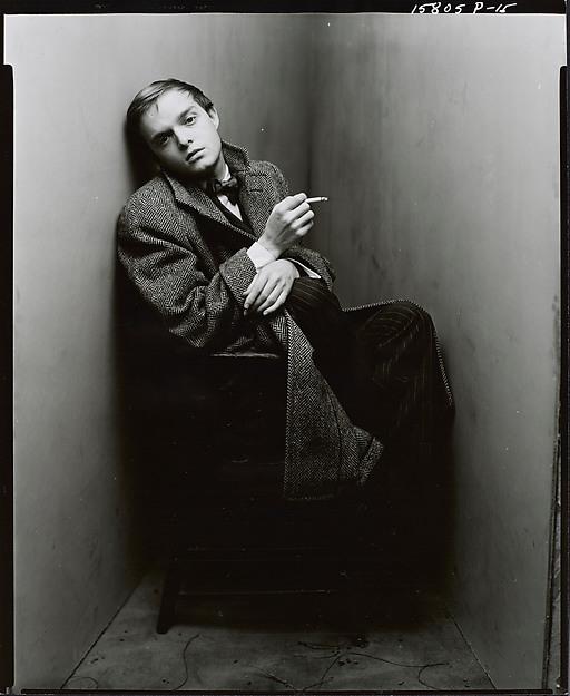 Truman Capote, New York (1948)