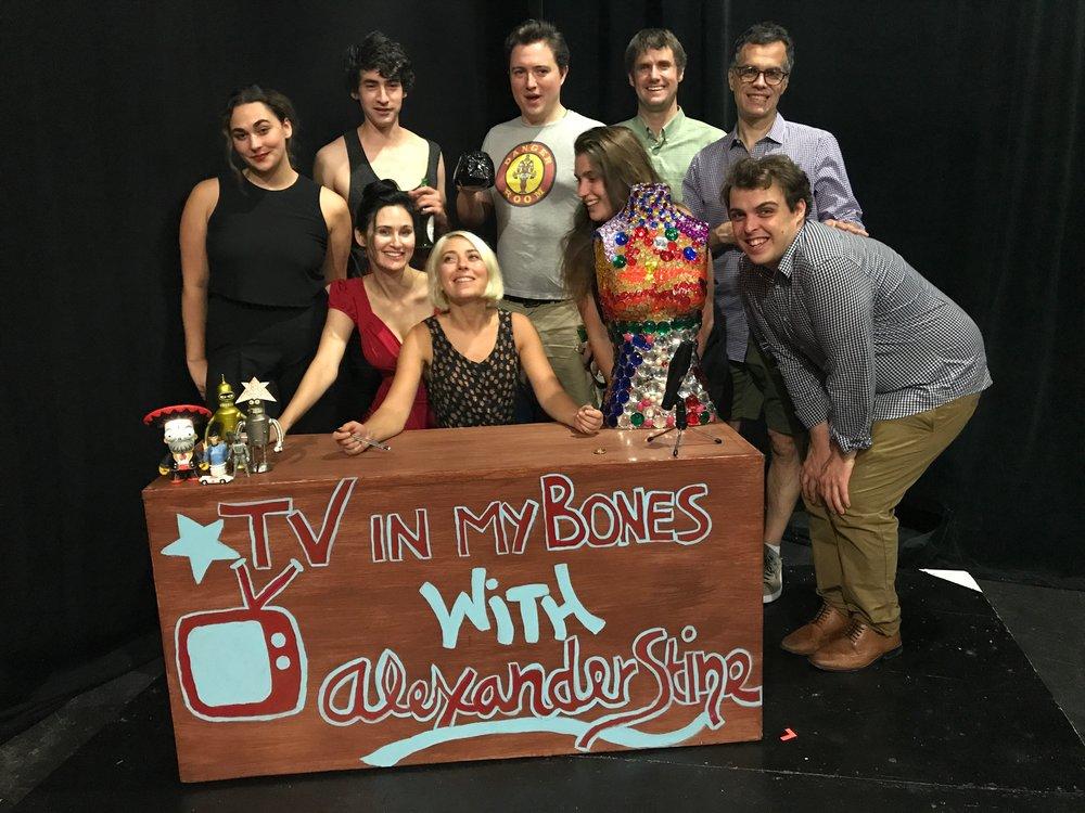 TV IN MY BONES Cast and Crew!