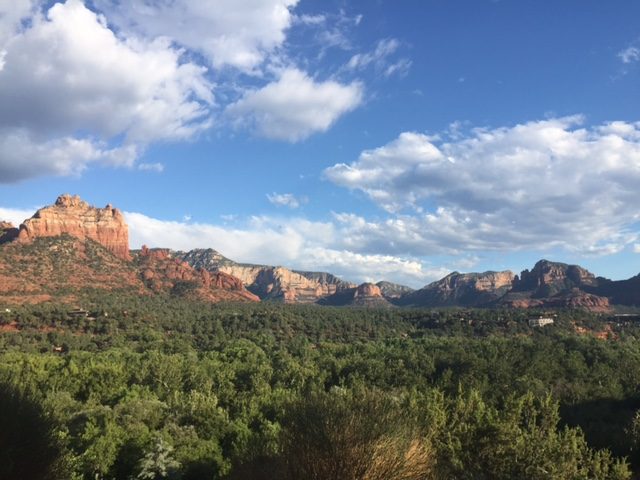 Sedona by Mary Chen