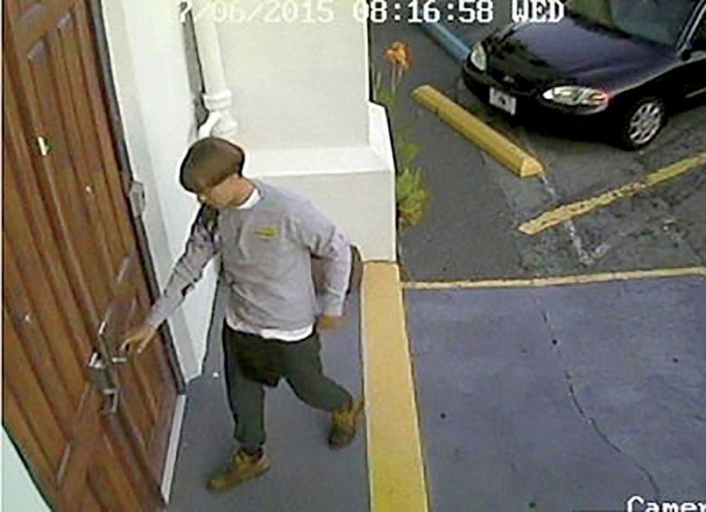 Charleston Police Dept.