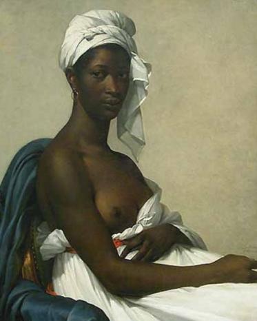 Portrait d'une Femme noire.PNG