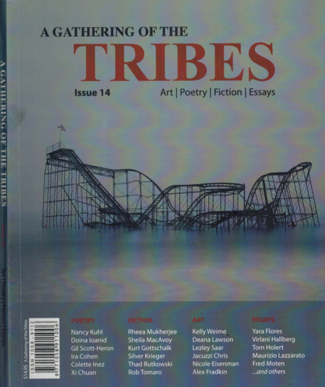 Tribes Issue #14 (2013) Digital Download