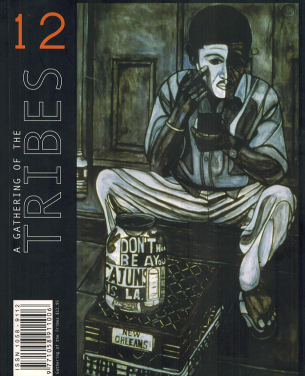 TRIBES Issue #12 (2008) Digital Download