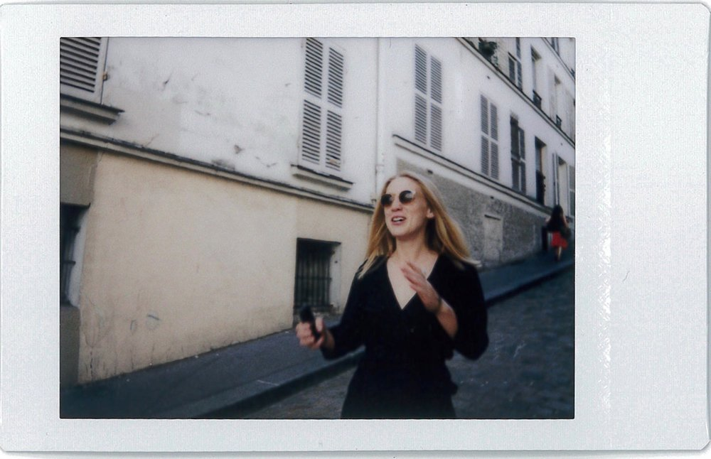 Hanna @Lamarck Caulaincourt 75018