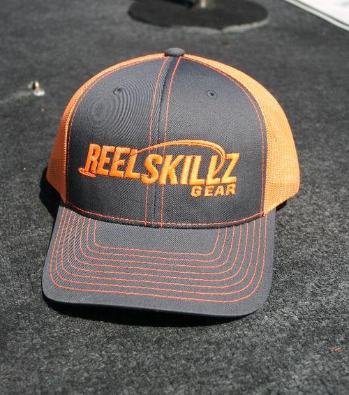 be759521fc792 RSG Logo Trucker Hat — REEL SKILLZ GEAR