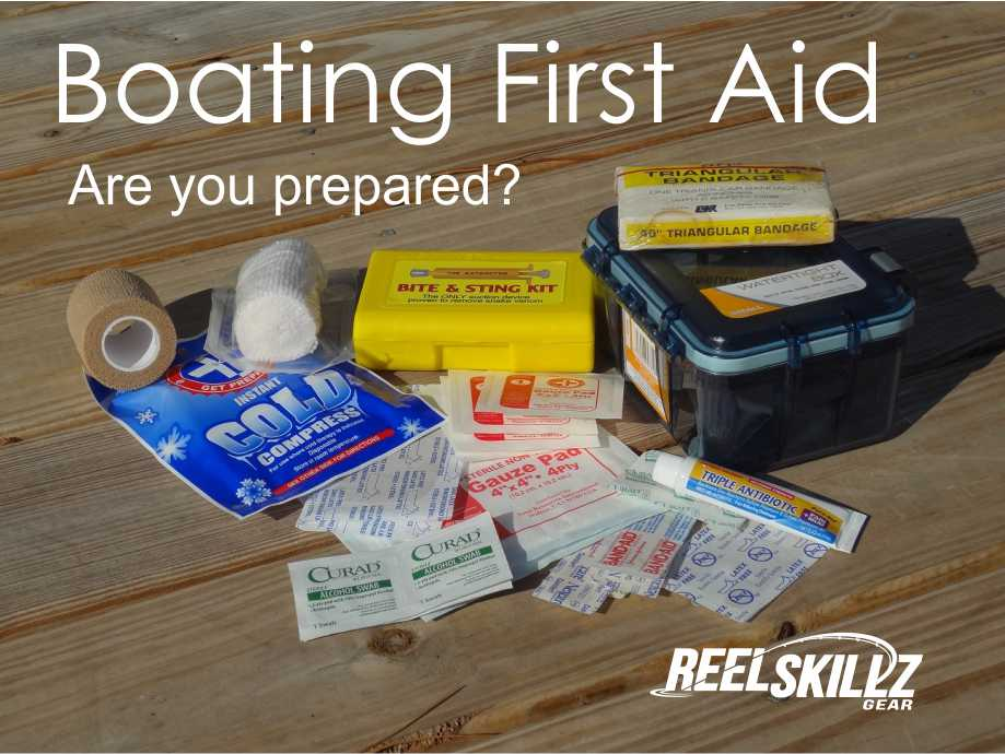 Boating First Aid