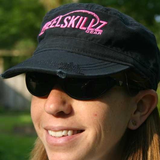 Women s Military Cap — REEL SKILLZ GEAR fe1554197fb
