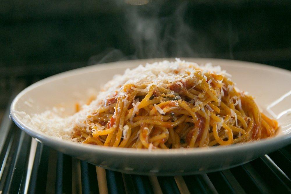 Delfina Spaghetti